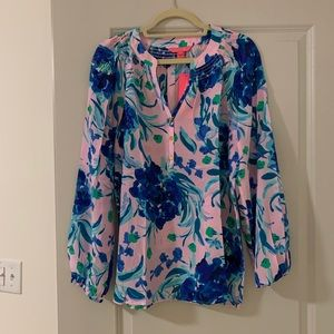 NWT Lilly Pulitzer sweet pea Elsa size xl